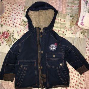 Osh Kosh Boys 5T heavy coat